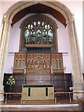 SY6778 : Inside Holy Trinity, Weymouth (c) by Basher Eyre