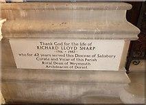 SY6778 : Inside Holy Trinity, Weymouth (f) by Basher Eyre