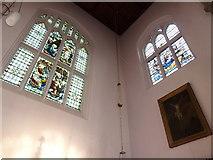 SY6778 : Inside Holy Trinity, Weymouth (n) by Basher Eyre