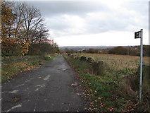 SE1219 : Kirklees Way near Huddersfield by Gareth James
