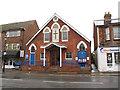 TQ5805 : Polegate Free Church by Stephen Craven