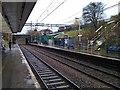 SJ8485 : Heald Green station by David Martin