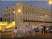 TQ2904 : Cinderella's carriage? by Stephen Craven