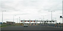 O0045 : The M3 Toll Plaza north of Black Bull by Eric Jones