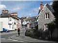 SX8773 : Fore Street, Kingsteignton by Robin Stott