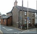 SO1533 : Corner of High Street and Heol Las, Talgarth by Jaggery