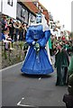 TQ8209 : Giantess, Jack in The Green Parade by N Chadwick