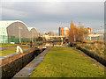 SJ8698 : Ashton Canal, Lock#5 by David Dixon