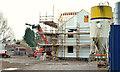 J2868 : New social housing, Dunmurry by Albert Bridge