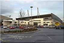 SJ8798 : The National Indoor BMX Arena by David Dixon