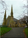 SJ9499 : St James Church, Ashton-Under-Lyne by Alexander P Kapp