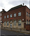 SU8692 : Former post office, High Wycombe (1934) by Julian Osley
