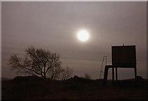 SD3683 : On top of Bigland Barrow (193m) by Karl and Ali