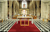 TQ1472 : All Saints, Campbell Road - West end by John Salmon