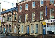 J3373 : Nos 118-120 Gt Victoria Street, Belfast by Albert Bridge