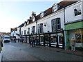 TQ4110 : The Brewery Shop, Cliffe High Street, Lewes by PAUL FARMER
