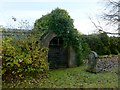 NS3979 : Mausoleum of the Martins of Auchendennan by Lairich Rig