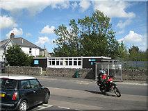SX8672 : Kingsteignton Library, Newton Road by Robin Stott