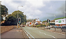 SJ5798 : Site of Ashton-in-Makerfield station, on Warrington Road by Ben Brooksbank
