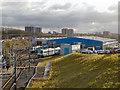 SD8500 : Metrolink Depot, Queen's Road by David Dixon