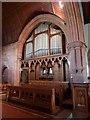 SD2475 : St Peter's Church, Lindal in Furness, Organ by Alexander P Kapp