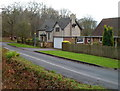 SO5810 : Houses at the southern end of Parkend Walk, Coalway by Jaggery