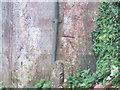 TQ1730 : Ordnance Survey Bench mark by The Saunterer