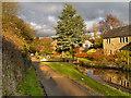 SJ9688 : Lock#10, Peak Forest Canal by David Dixon