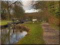 SJ9689 : Lock#6, Peak Forest Canal by David Dixon