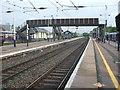 TL1960 : St. Neots railway station, Cambridgeshire by Nigel Thompson