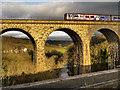 SJ9590 : Marple Viaduct by David Dixon