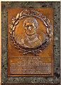 TQ1774 : St Mary Magdalene, Richmond - Wall monument by John Salmon