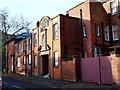SK3535 : Derby - London Road Area by David Hallam-Jones