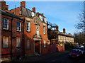 SK3535 : Derby - London Road Vicinity by David Hallam-Jones