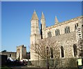 TQ7468 : Rochester Cathedral by Paul Gillett