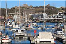 TR3140 : Wellington Dock Marina by Oast House Archive