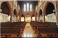 TQ2176 : St Michael & All Angels, Barnes - West end by John Salmon