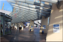 TQ3980 : Walkway to the O2 Arena by Oast House Archive