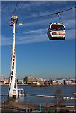 TQ3979 : Emirates cable car by Oast House Archive