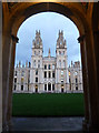 SP5106 : All Souls College, Oxford by Chris Allen