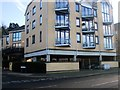 TQ7367 : Apartments on the Esplanade, Rochester by Paul Gillett