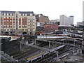 SP0686 : Birmingham - cityscape by Chris Allen