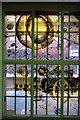 SJ4991 : Rainhill Station window by Stephen McKay