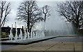 SU9677 : Diamond Jubilee Fountain, Windsor by Peter Trimming