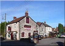 ST6458 : The Star Inn High Littleton by Nigel Mykura