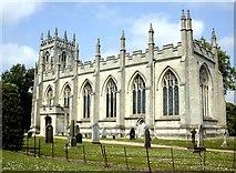 TA1439 : Church of St Augustine of Hippo, Skirlaugh by Bernard Sharp