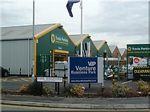 SO8453 : Venture Business Park by Mary and Angus Hogg