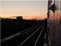 SO8455 : View from Foregate Street Station, Worcester by Chris Allen