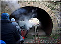 J5476 : Tunnel, Drumawhey Junction by Rossographer