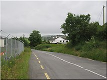 C3408 : Minor road, Tullyowen by Richard Webb